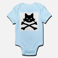 Kitty X-Bones by Rotem Gear Infant Bodysuit