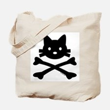 Kitty X-Bones by Rotem Gear Tote Bag