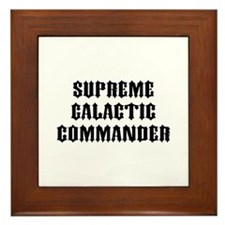 SG Commander Framed Tile