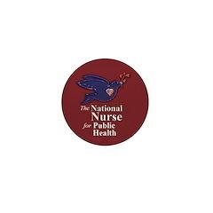 NN for Public Health Dove Mini Button (10 pack)