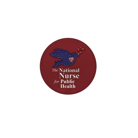 NN for Public Health Dove Mini Button (10 pack)