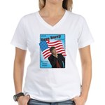 Dave Barry For President Women's V-Neck T-Shirt