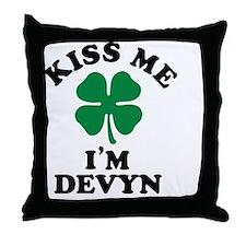 Unique Devyn Throw Pillow