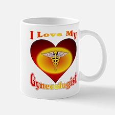 I Love My Gynecologist Mug