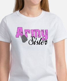 Army Sister Women's T-Shirt