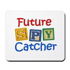 Future Spy Catcher Mousepad