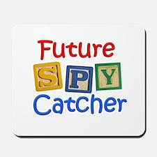 Future Spy Catcher Mousepad