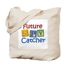 Future Spy Catcher Tote Bag