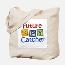 Future Spy Catcher Tote Bag