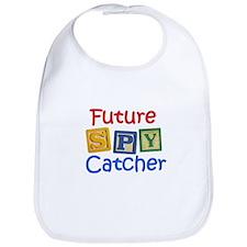 Future Spy Catcher Bib