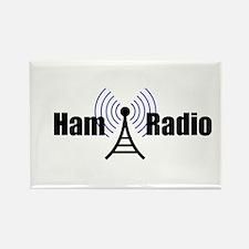 Ham Radio Rectangle Magnet