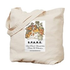 SPARE Tote Bag