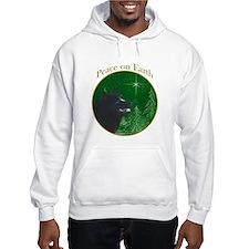 Schipperke Peace Hoodie