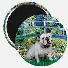 Bridge / English Bulldog (#9) Magnet