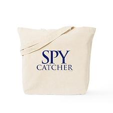 Spy Catcher Tote Bag