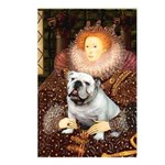 The Queen's English BUlldog Postcards (Package of