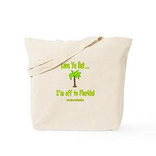LYB FLORIDA Tote Bag