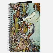 Dulac Little Mermaid Journal