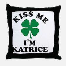 Katrice Throw Pillow