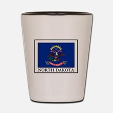 Cool Minot north dakota Shot Glass