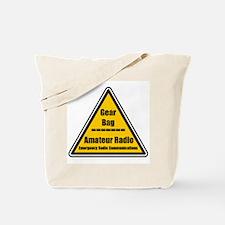 Radio Gear Bag Tote Bag