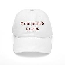 Genius Personality Baseball Cap
