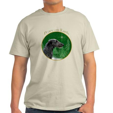 Deerhound Peace Light T-Shirt
