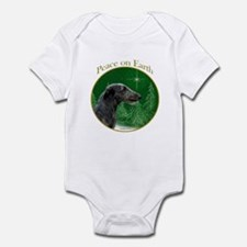 Deerhound Peace Infant Bodysuit