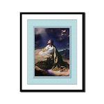 Gethsemane-Unknown-9x12 Framed Print