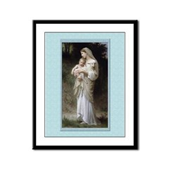 Innocence-Bouguereau-9x12 Framed Print