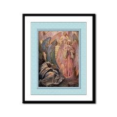 Jacob's Dream-Dixon-9x12 Framed Print