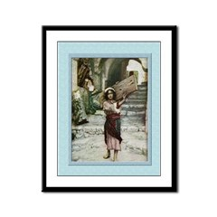 Jesus as a Youth-Tissot-9x12 Framed Print