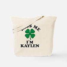 Funny Kaylen Tote Bag