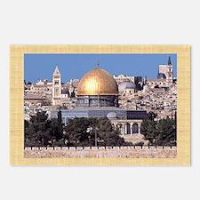 Masjid Al-Aqsa/Arabic Eid Postcards (Package of 8)