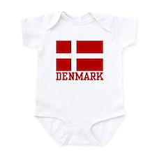 Flag of Denmark Onesie