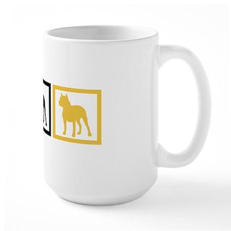 Pit Bull Large Mug