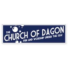 Church of Dagon Bumper Stickers