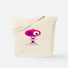 Cute Beaten up Tote Bag