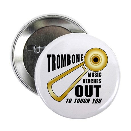 "Trombone Touch 2.25"" Button (100 pack)"