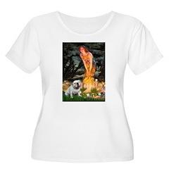 Fairies / English Bulldog T-Shirt