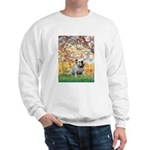 Spring/ English Bulldog (#9) Sweatshirt