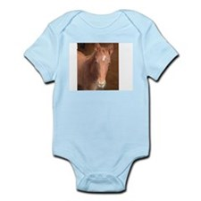White Bird Appaloosa Horse Re Infant Creeper