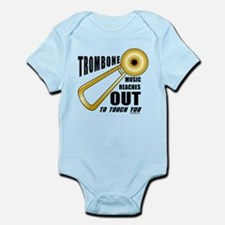 Trombone Touch Infant Bodysuit