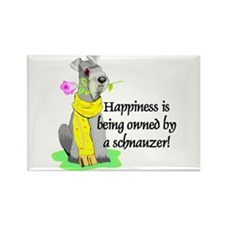 Happiness Rectangle Magnet (100 pack)