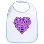 Hesta Heartknot Bib