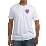 Hesta Heartknot Fitted T-Shirt