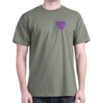 Hesta Heartknot Dark T-Shirt