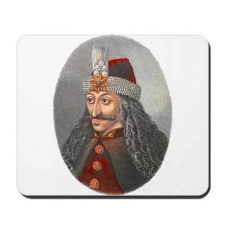 Vlad the Impaler Mousepad