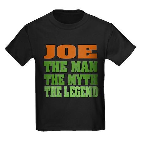 JOE - the legend Kids Dark T-Shirt