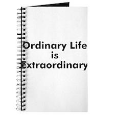 Ordinary Life is Extraordinar Journal